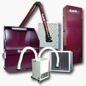 Q-Air Complete Clean Air Solution